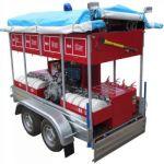 Оборудование для обслуживания пожарных подразделений